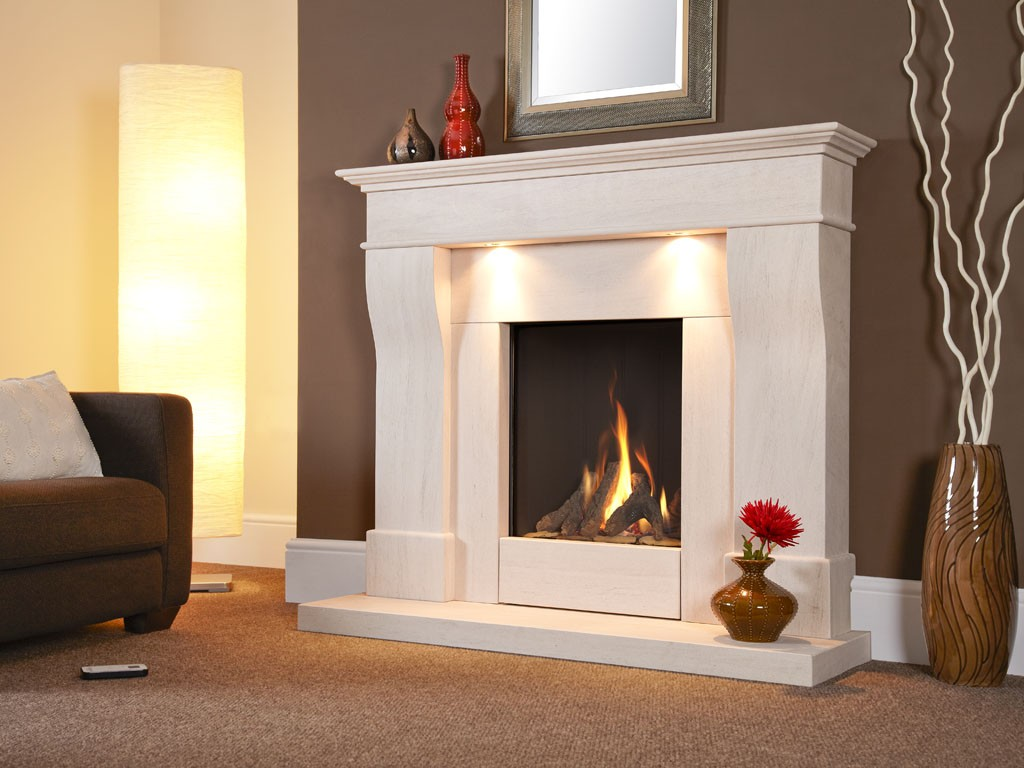 Fireplace Tulsa Miller Limestone Photos Of Our